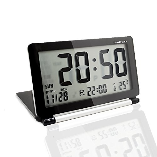 Klaren If For Any Reason You Are Unhappy With By Please Do Not Hesitate To Contact Us Folding Case Travel Alarm Clock