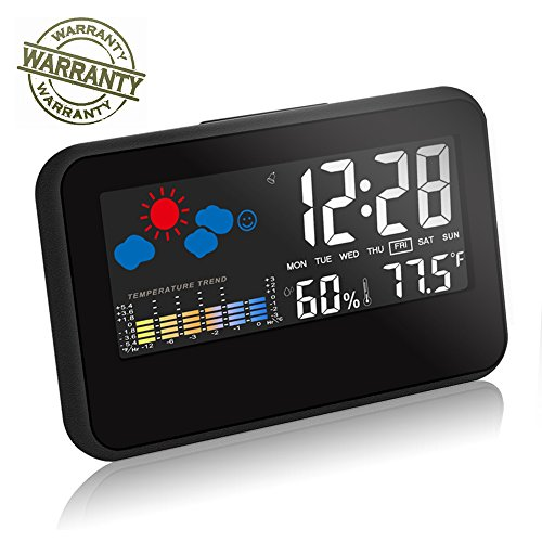 Helpful At Night Small Alarm Clock Is Great For Stand Works As A Light Which Didnt Take Too Much Time Gift Family Kids