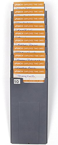 6 packs of time cards 50 cards per pack not compatible with hn1000hn3000 standard electronic models or hn3500hn5000 bundles expandable modular design - Upunch Time Cards