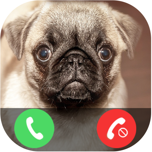 Free fake phone call ID pro – Live Call from cartoon dog for